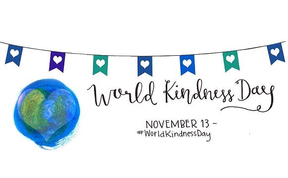 13. november  – mednarodni dan prijaznosti
