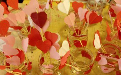 Valentinova ustvarjalna delavnica