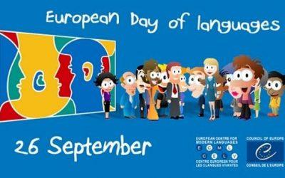 Evropski dan jezikov
