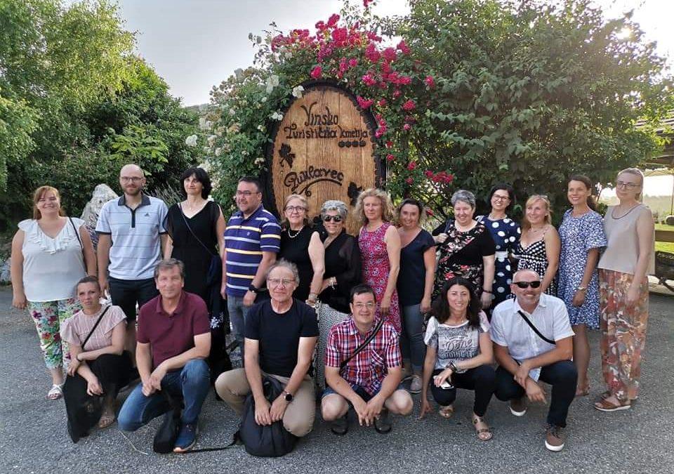 Erasmus + v Sloveniji