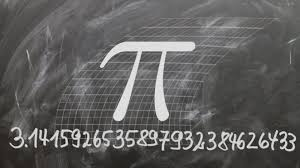14. marec – dan števila π