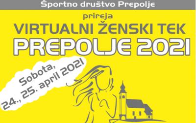 ŽENSKI TEK PREPOLJE 2021